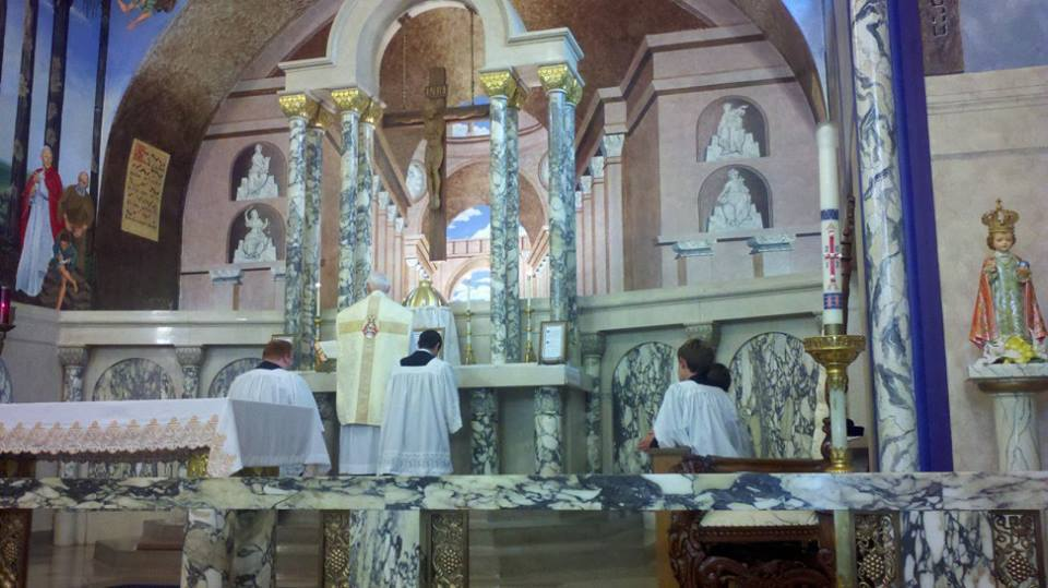Photo Album of the Mass