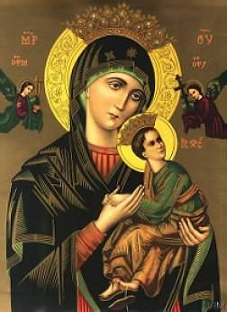 Icon of Our Lady of Perpetual Help